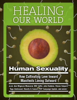 Human Sexuality - How Cultivating Love Inward Manifests Loving Outward