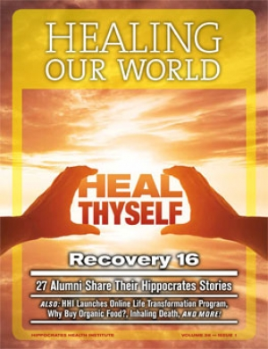 Recovery 16 - Heal Thyself
