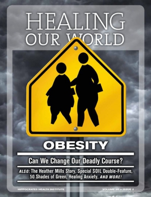 Obesity - Can We Change Our Deadly Course?