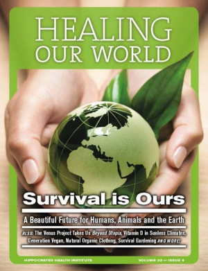 Survival is Ours - A Beautiful Future for Humans, Animals and the Earth