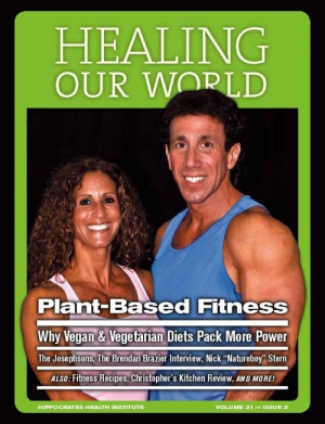 Plant-Based Fitness - Why Vegans and Vegetarians Pack More Power