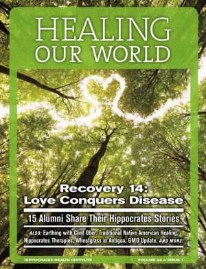Recovery 14 - Love Conquers Disease