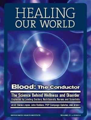 Blood: The Conductor - The Science Behind Wellness and Disorder