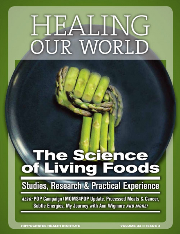 The Science of Living Foods - Studies, Research and Practical Experience